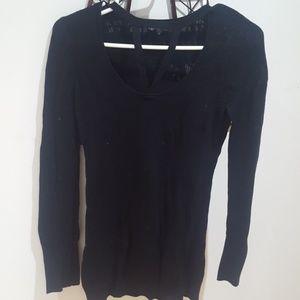 Dynamite Choker Style Sweater